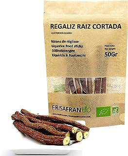 FRISAFRAN - Regaliz de palo Ecologico certificado (50Gr)