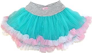 Girls' Tutu Skirt (Large (7/8), Turquoise)