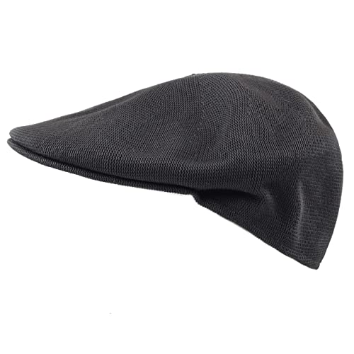 The Hat Depot 300N1873 Classic Ivy Driver Cabbie Mesh Newsboy Hat-3colors 298fc31e7aa2