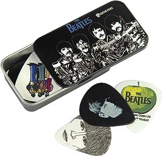 D'Addario Beatles Signature Guitar Pick Tins, Sgt. Peppers