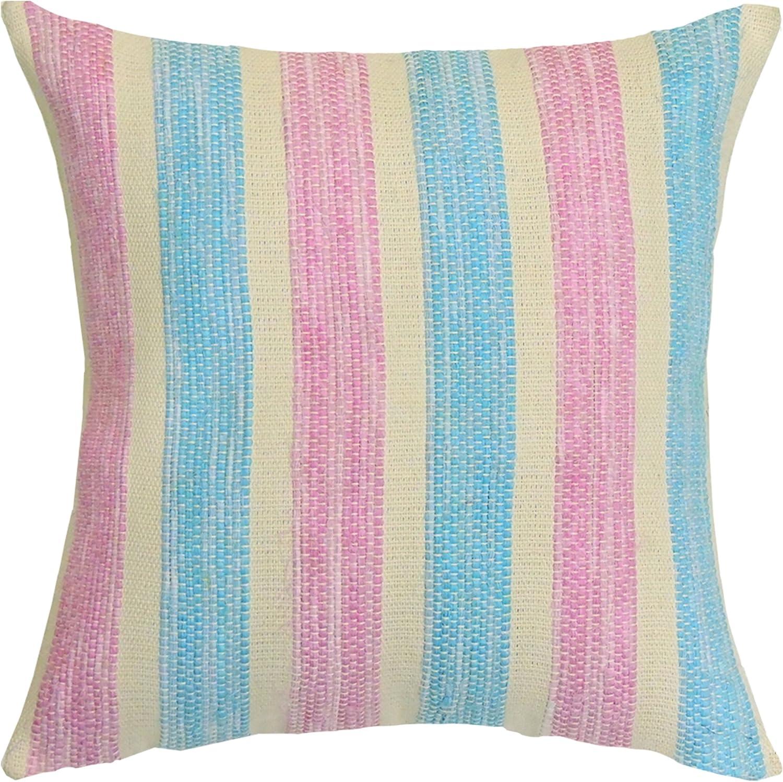 Welspun Indefinitely Spun SPCL-DP-DP9-31 Handcrafted Pillows Ca Cotton Fresno Mall Throw