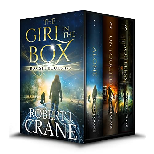 The Girl in the Box Series, Books 1-3: Alone, Untouched and ...