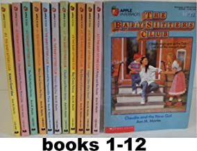 Baby-Sitters Club SET: Books 1-12