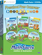 Meet the Math Facts Addition & Subtraction