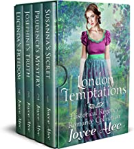 London Temptations: Historical Regency Romance Collection