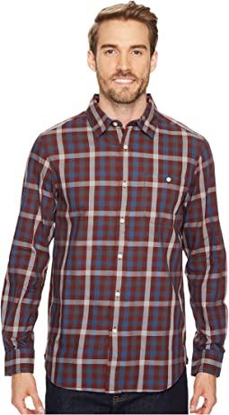 Sequoia Red Plaid