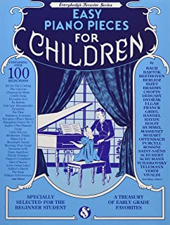 Everybody'S Favorite: Easy Piano Pieces Children