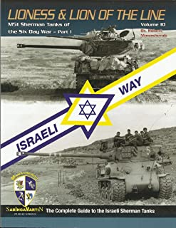 Complete Guide to the Israeli Sherman Tanks 10