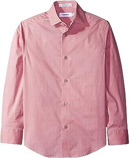 Long Sleeve Geometric Shirt (Big Kids)