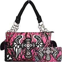 Best pink camo purse and wallet set Reviews