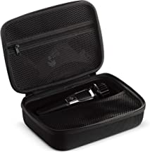 Caseling Hard Case Fits Philips Norelco Multi Groomer Series 3000 5000 7000 MG3750 MG575049 MG775049 Hatteker Mens Beard Trimmer hair trimmer shaver and clipper (Case Only)