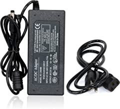 TMEZON 100V - 240V to DC 12V 5A Switching Power Supply Adapter Plug Cord for Security Cameras System CCTV Accessories