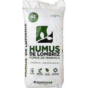 Sustratos Ecológicos - Sustrato Humus Lombriz 10l. - Batlle ...
