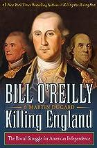 Killing England cover image