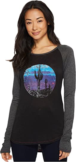 Rock and Roll Cowgirl - Long Sleeve Tee 48T4366