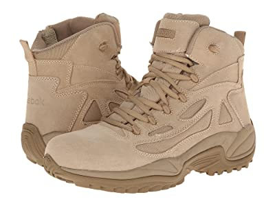Reebok Work Rapid Response 6 (Desert Tan) Men