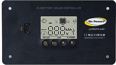 go power solar controller