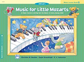 Best music for little mozarts lesson book 2 Reviews