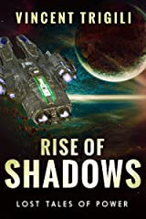 Rise of Shadows (Lost Tales of Power Book 3) Kindle Edition
