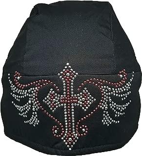 priest skull cap