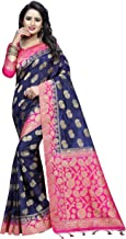 Saarah Women's Kanjivaram Silk Saree