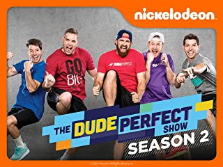 The Dude Perfect Show Season 2