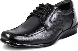 Action Synergy Men's Comfort Formal Shoes Black QUICK17