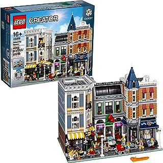 LEGO Creator Expert-Gran Plaza, Set de construcción