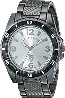 Classic Men's USC80257 Analog Display Analog Quartz Two...