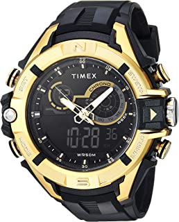 Timex Men's Guard DGTL Bold Combo Resin Strap Watch