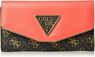 GUESS Maddy Logo Slim Clutch Wallet