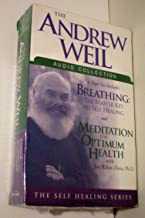 Breathing: The Master key to Self Healing and Meditation For Optimum Health with Jon Kabat-Zinn, Ph.D. -- The Self Healing Series -- 4 Audio Cassettes and 10 Page Study Guide in Factory Sealed Package