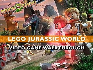 Clip: Lego Jurassic World Video Game Walkthrough
