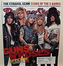Rolling Stone August 9 2007 #1032 Guns n' Roses Cover, Ryan Adams, Dave Matthews, Smashing Pumpkins