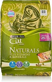 Cat Chow Naturals Plus Vitamins and Minerals, 13 lb
