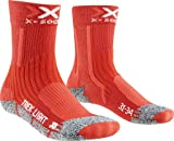 X-Socks Kinder Trekking Light JUNIOR 2.0 Socken, Red, 31/34