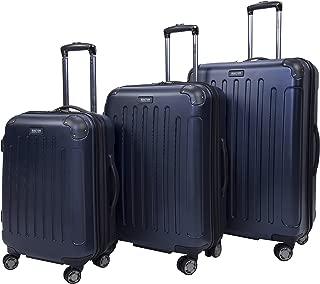 Renegade Lightweight Hardside Expandable 8-Wheel Spinner 3-Piece Luggage Set: 20