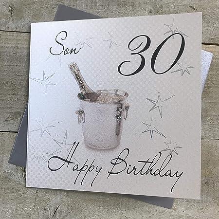 White Cotton Cards 75th Birthday Memories Photo Album MTGA75T of