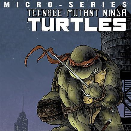 Teenage Mutant Ninja Turtles Micro Series (8 book series ...