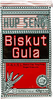 HUP SENG Sugar Cracker, 428g