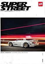 SUPER STREET Magazine March 2019, 1JZ-POWERED NISSAN 240SX Cover