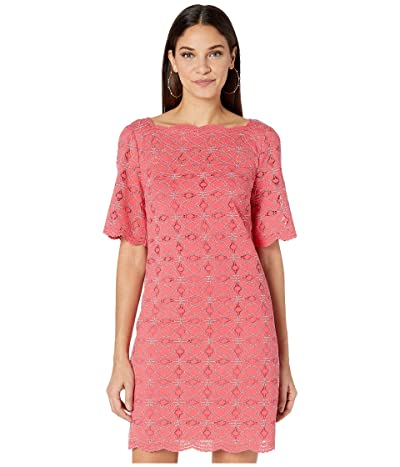 Trina Turk Lucite Dress (Teaberry) Women