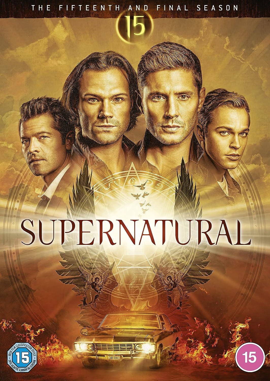 Supernatural: Season 15 [2019]