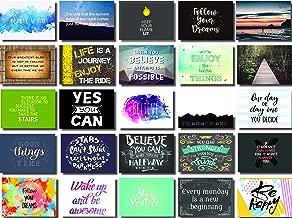 Inspirational & Motivational Mini Note Cards