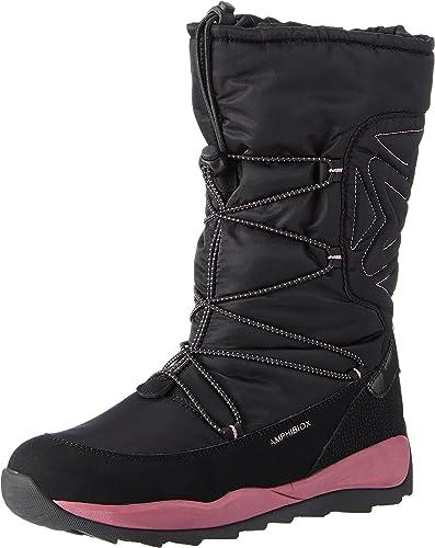 Geox J Orizont B ABX B, botas de Nieve Unisex Adulto