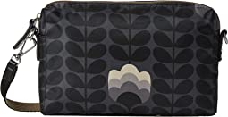 Orla Kiely - Buttercup Stem Printed Small Crossbody