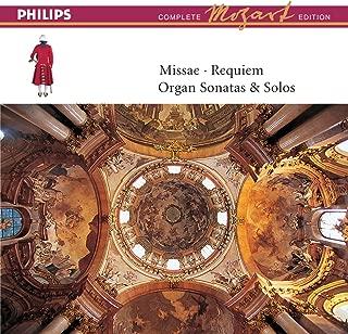 Mozart: Adagio and Allegro in F minor for Organ, K.594 - 1. Adagio