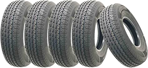 5 New Free Country Radial Trailer Tire ST 225/90R16 /7.50R16 14 PR - 11082
