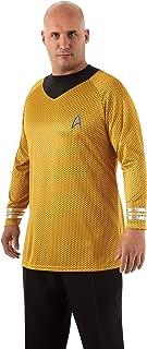Costume Plus-Size Star Trek Into Darkness Deluxe Captain Kirk Shirt Costume