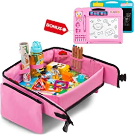 Explore travel trays for toddlers